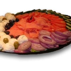 Kosher Fish Tray