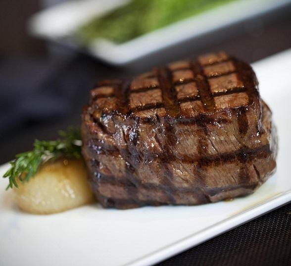 Grilled Filet Mignon George S Market At Dreshertown