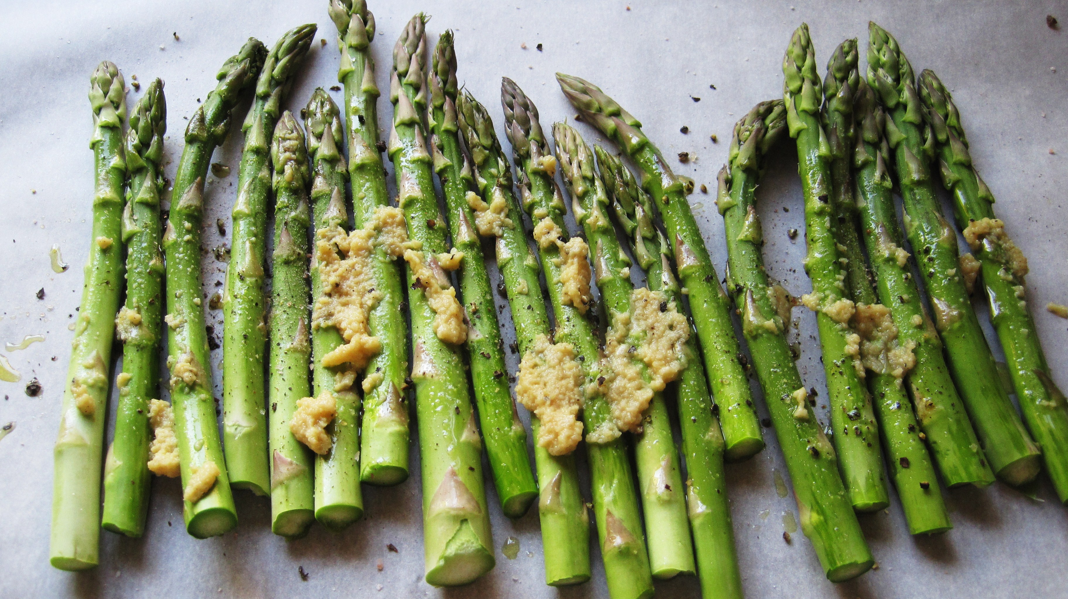 roasted asparagus 6 99 per pound seasoned and roasted fresh asparagus ...
